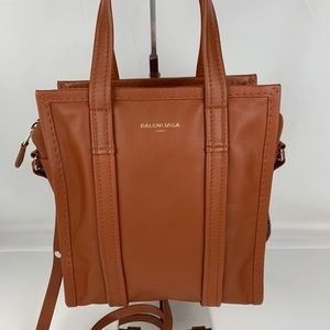 New Balenciaga Bazar Shopper XS Shoulder Bag